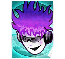 Music Makes YOU FEEL COOL!  Poster