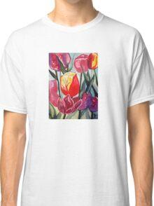 Spring Tulips Classic T-Shirt