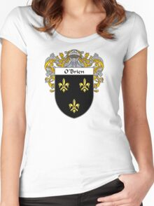O'Brien Coat of Arms/Family Crest Women's Fitted Scoop T-Shirt