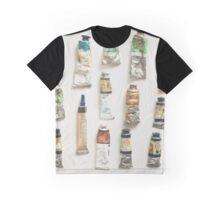 Oils Graphic T-Shirt