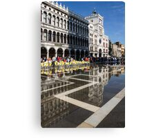 Postcard from Venice Canvas Print