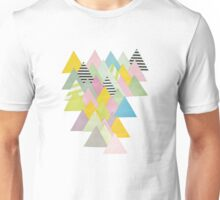 French Alps Unisex T-Shirt