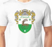 O'Connell Coat of Arms/Family Crest Unisex T-Shirt