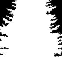 Fir Tree Sticker