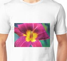 Red Daylilly Unisex T-Shirt