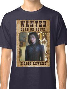 Buffy Dark Willow Wanted 1 Classic T-Shirt