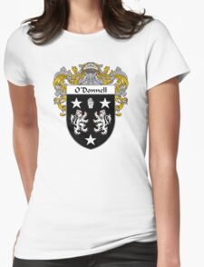 O'Donnell Coat of Arms/Family Crest Womens Fitted T-Shirt