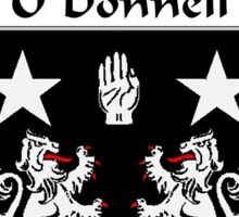 O'Donnell Coat of Arms/Family Crest Sticker