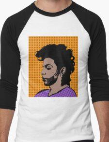 Purple Reign  Men's Baseball ¾ T-Shirt