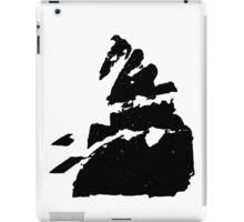 Rorschach test iPad Case/Skin