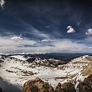 Looking around Mt Evans by Stefan Trenker