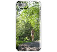 Absorbing sunlight iPhone Case/Skin