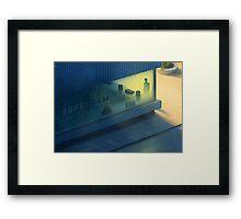 Supersam Framed Print