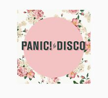 Panic! At The Disco Floral Unisex T-Shirt