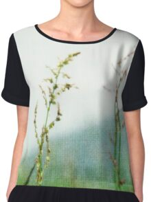 In the Meadow - JUSTART © Chiffon Top