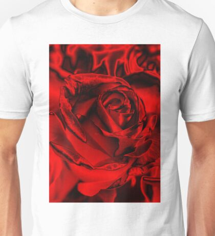 Red for the Holidays Unisex T-Shirt