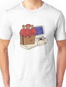 Unexpected Item - Light shirts Unisex T-Shirt