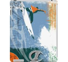 SURF TIME 4 iPad Case/Skin