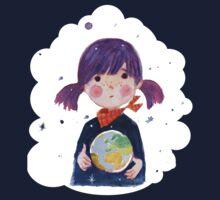 Little Earth Baby Tee