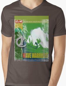 SURF TIME 5 Mens V-Neck T-Shirt