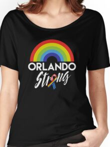 Orlando Strong Women's Relaxed Fit T-Shirt