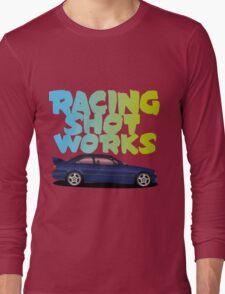 Racing Shot Works collaboration Long Sleeve T-Shirt