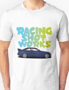 Racing Shot Works collaboration T-Shirt