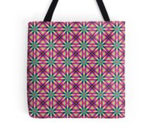 Star Squared Tote Bag