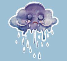 Sad Cloud Kids Clothes