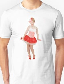Pixie in Red T-shirt T-Shirt