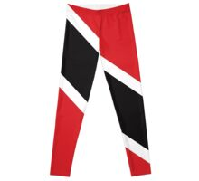 The Trinidad and Tobago Flag Leggings