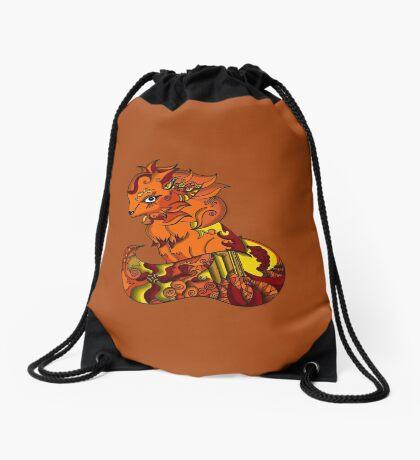 renard Drawstring Bag