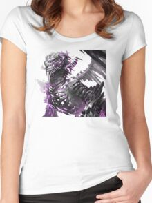Guild Wars 2 Drake Women's Fitted Scoop T-Shirt