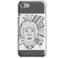 The mind of the medium iPhone Case/Skin
