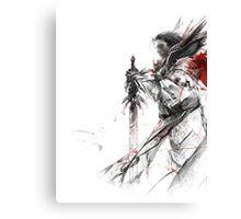 Guild Wars 2 Class Canvas Print
