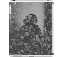 stone and mirror iPad Case/Skin
