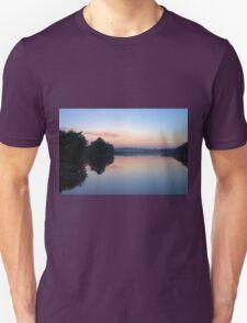 Another Swamp Sunrise Near Home Unisex T-Shirt