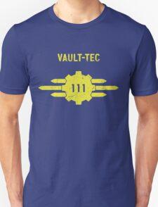 Fallout 4 - Vault 111 Unisex T-Shirt