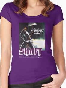 Shaft Women's Fitted Scoop T-Shirt