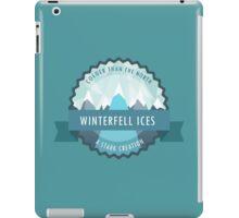 Winterfell Ices iPad Case/Skin