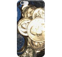 Two Dimes & A Nickel iPhone Case/Skin