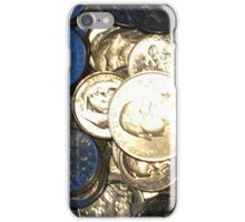 Two Dimes and a Nickel If you like, please purchase, try a cell phone cover thanks iPhone Case/Skin