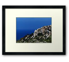Mellieha Framed Print