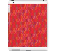 Pull tabs during summer day snooze iPad Case/Skin