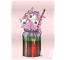 Monster Milkshake Poster