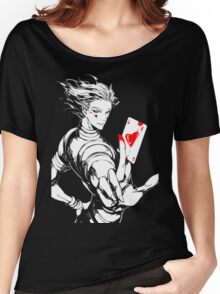 Hunter x Hunter- Hisoka Women's Relaxed Fit T-Shirt