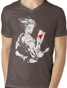 Hunter x Hunter- Hisoka Mens V-Neck T-Shirt