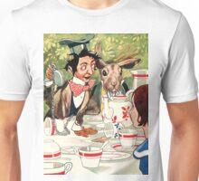 Vintage illustration Alice in Wonderland  Unisex T-Shirt