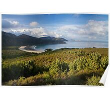 Norman Bay - Wilsons Promontory Poster