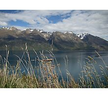 Lake Wakatipu Photographic Print